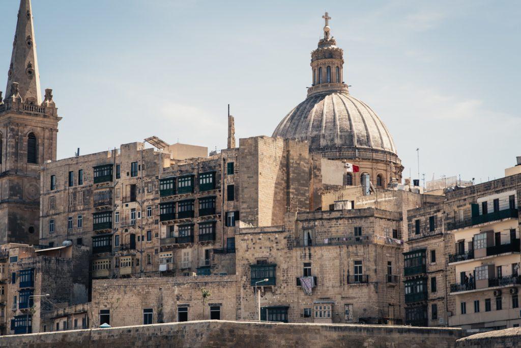 ヨーロッパの歴史ある建物